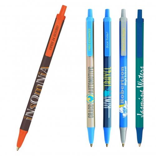 Custom Bic Clic Stic Pen
